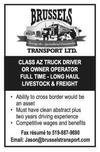 Class Az Truck Driver Or Owner Operator Wanted