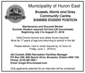 Maintenance and Grounds Worker wanted